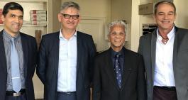 Les Présidents d'universités ultra-marines